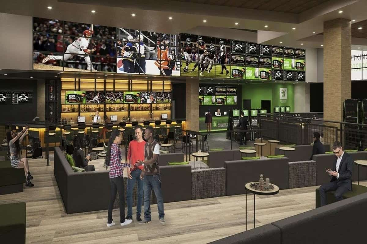 Illinois Casino Queen Begins Expansion on DraftKings Sportsbook